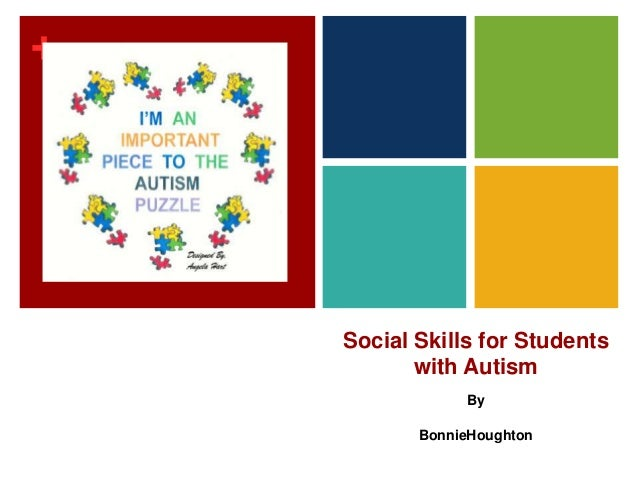 +Social Skills for Studentswith AutismByBonnieHoughton