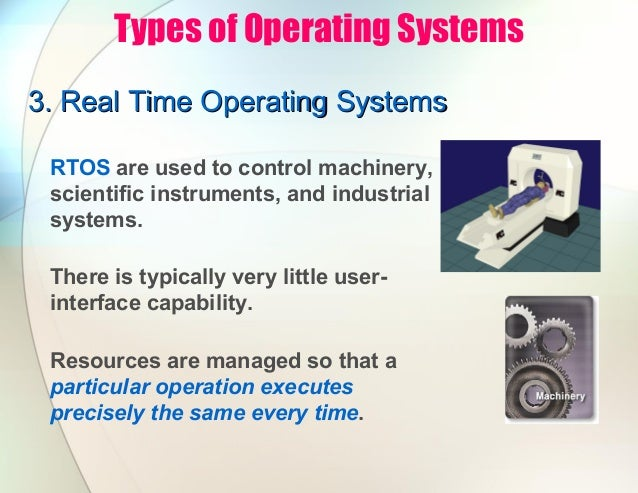 Real-time operating system
