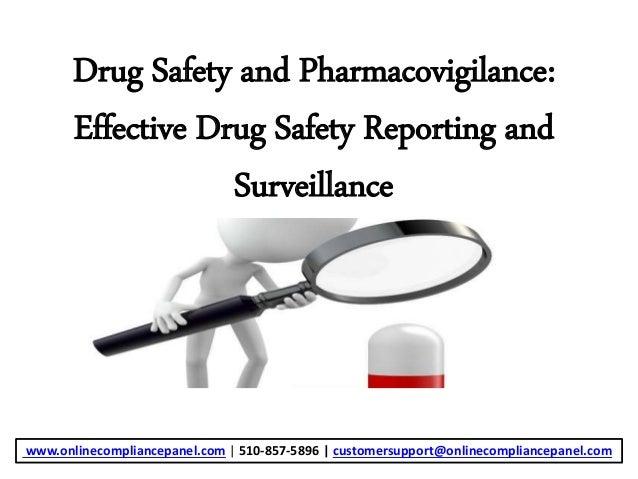 DRUG SAFETY AND PHARMACOVIGILANCE PDF DOWNLOAD