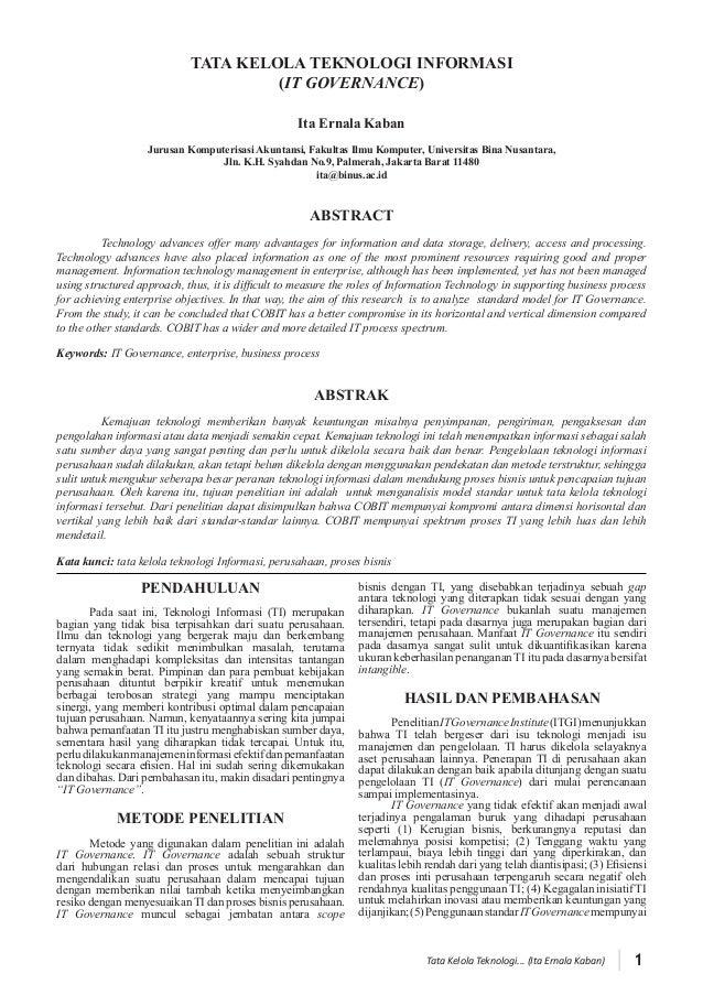 jurnal tentang it - KeyUXd