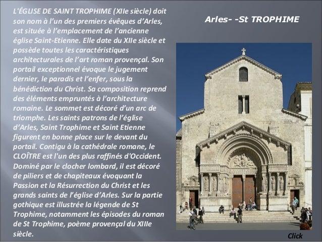 505 - Arles- St Trophime Slide 3