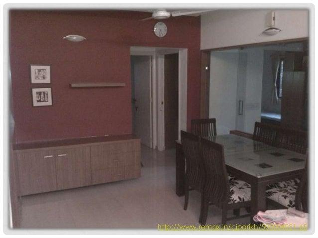 BHK Furnished Flat on Sale Satellite Ahmedabad.