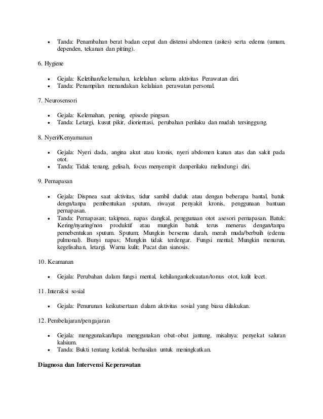 Askep Pada Pasien Gagal Ginjal Akut (GGA) Part 2