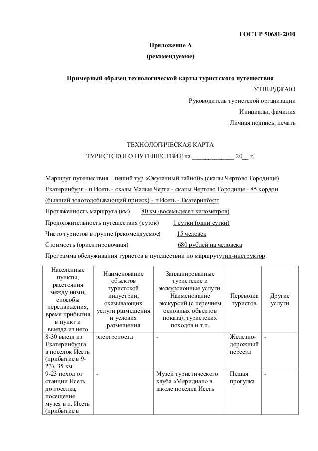 ГОСТ Р 50681-2010                                   Приложение А                                  (рекомендуемое)       Пр...