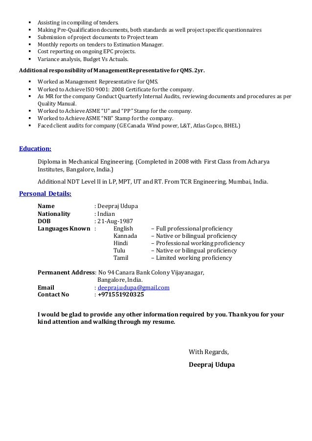 SlideShare  Controls Engineer Resume