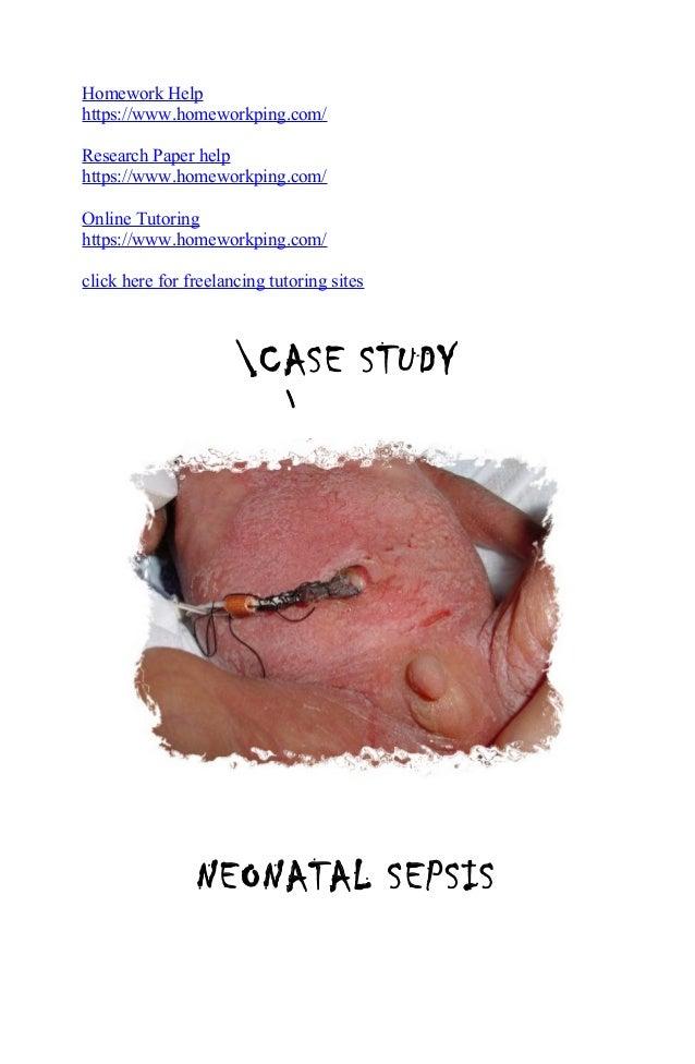 neonatal case studies