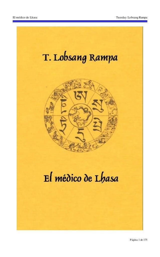 El médico de Lhasa   Tuesday Lobsang Rampa                              Página 1 de 175