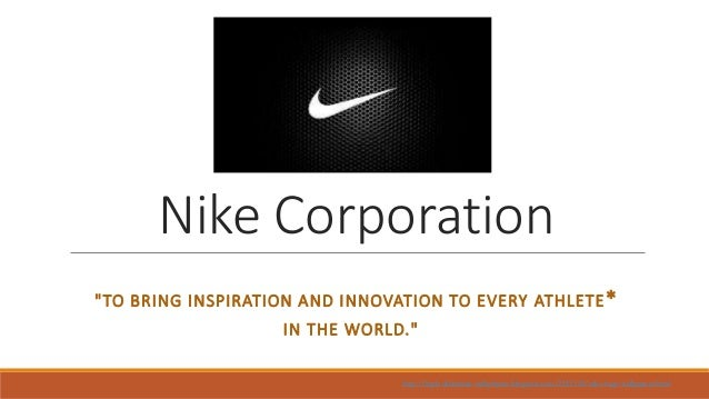 Nike Headquarters Information