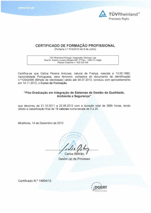 Certificado_Pós Graduação