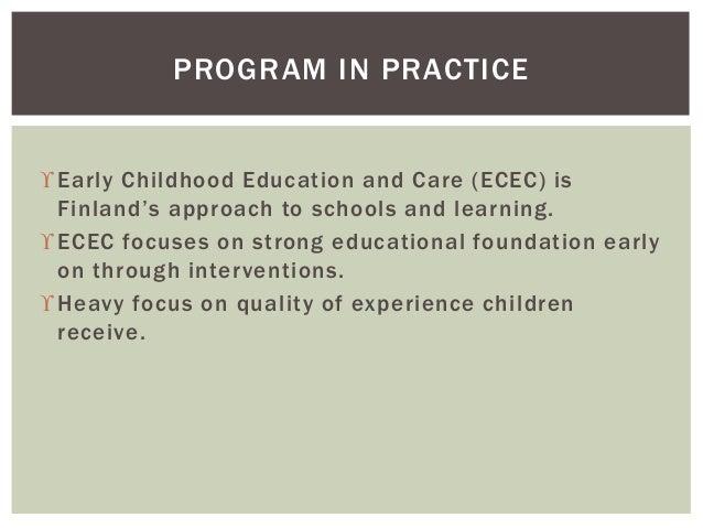 Education in Finland Slide 3
