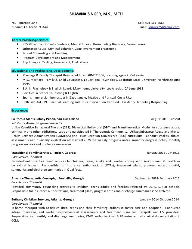 resume 3 pg 1132017 updated - Resume For Teens