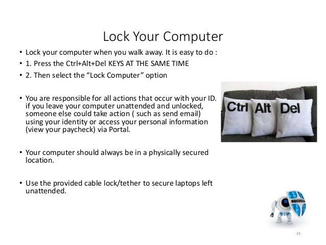 Information Security Awareness Training Open