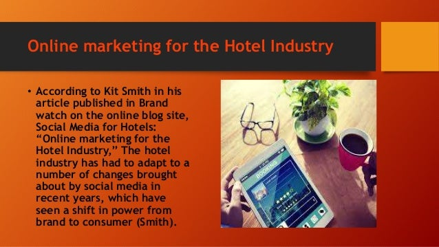 Impact of Social Media on Hospitality Industry