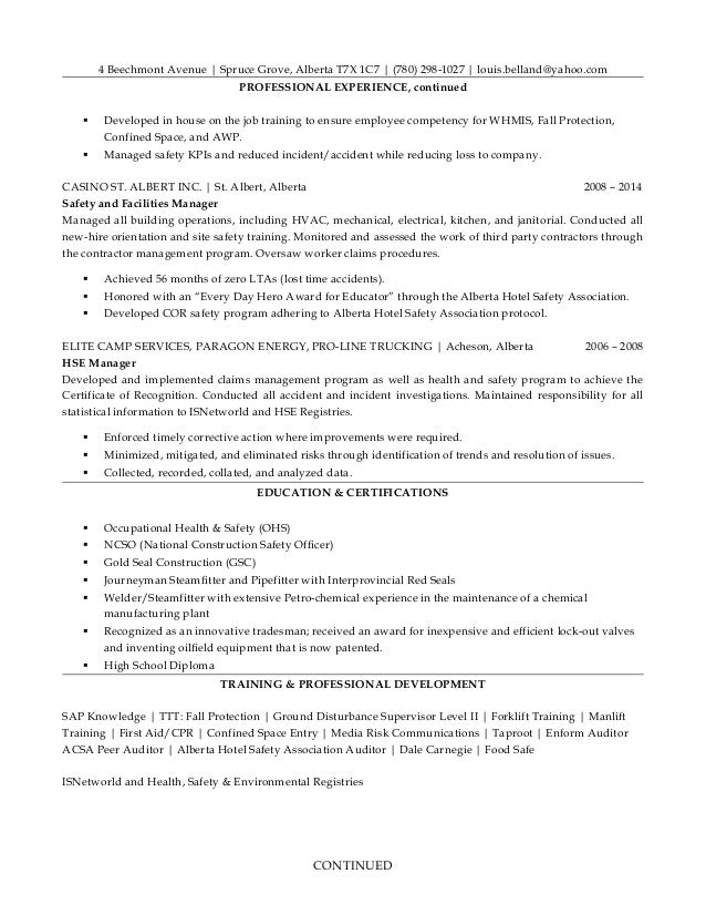 awesome camp manager resume alberta contemporary resume samples