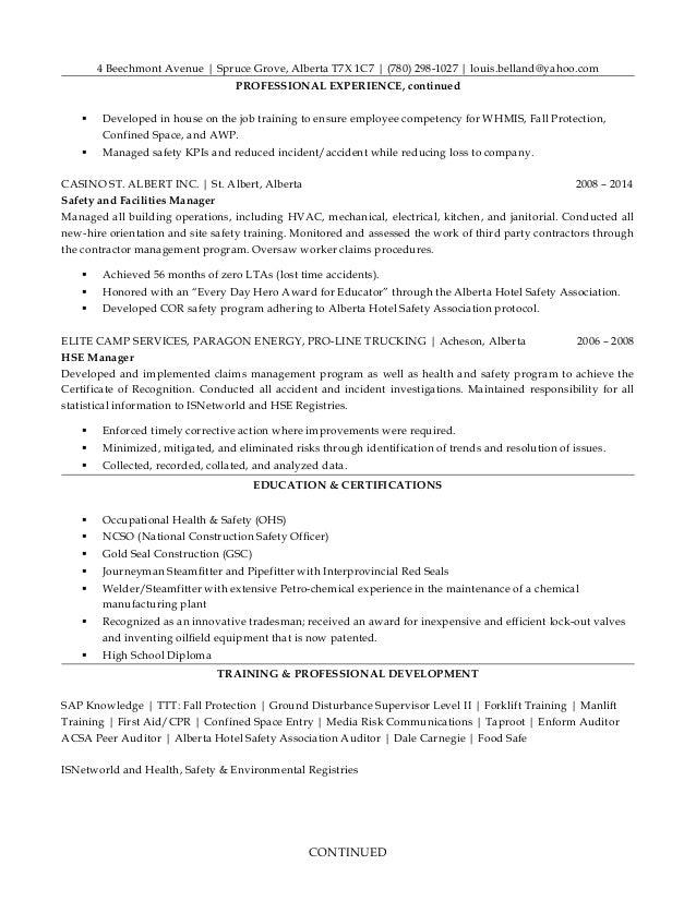 Louis belland resume 06-20-16