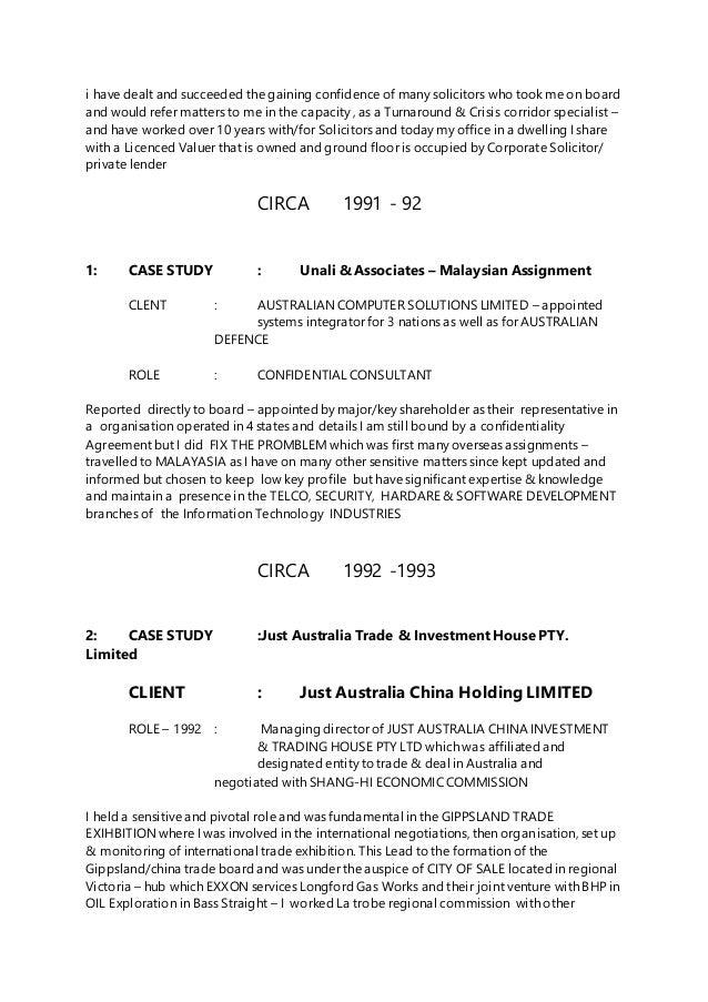 i Unali & Associates_ case Studies