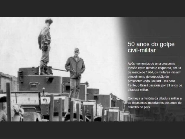 50 anos do Golpe Militar