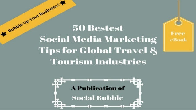 http://socialbubble.global Tip 1: Social media is likely the only advertising you can afford.
