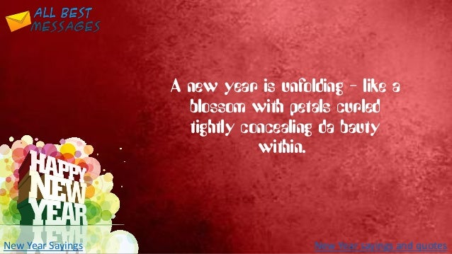 40 Best New Year's Eve Quotes Inspirational Sayings For The New Year Magnificent New Year Quotes Inspirational