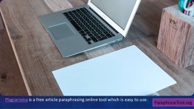 Sites of paraphrasing