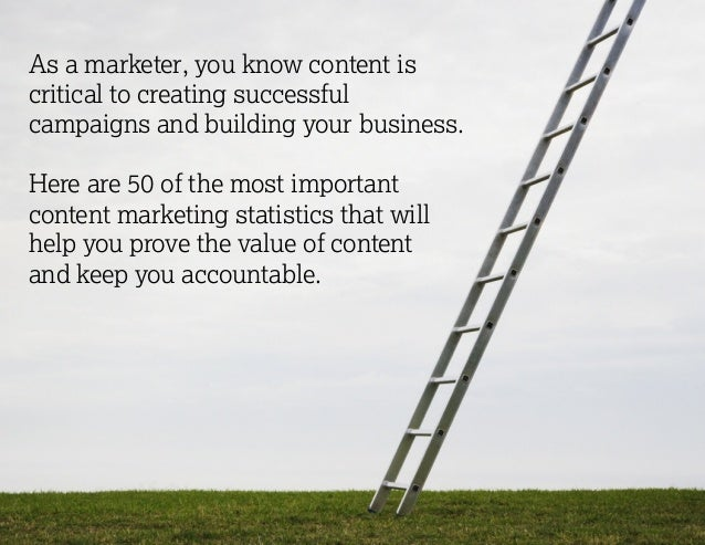 As a marketer, you know content is  critical to creating successful  campaigns and building your business.  Here are 50 of...