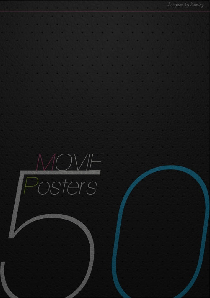 50+brilliantly+movie+posters