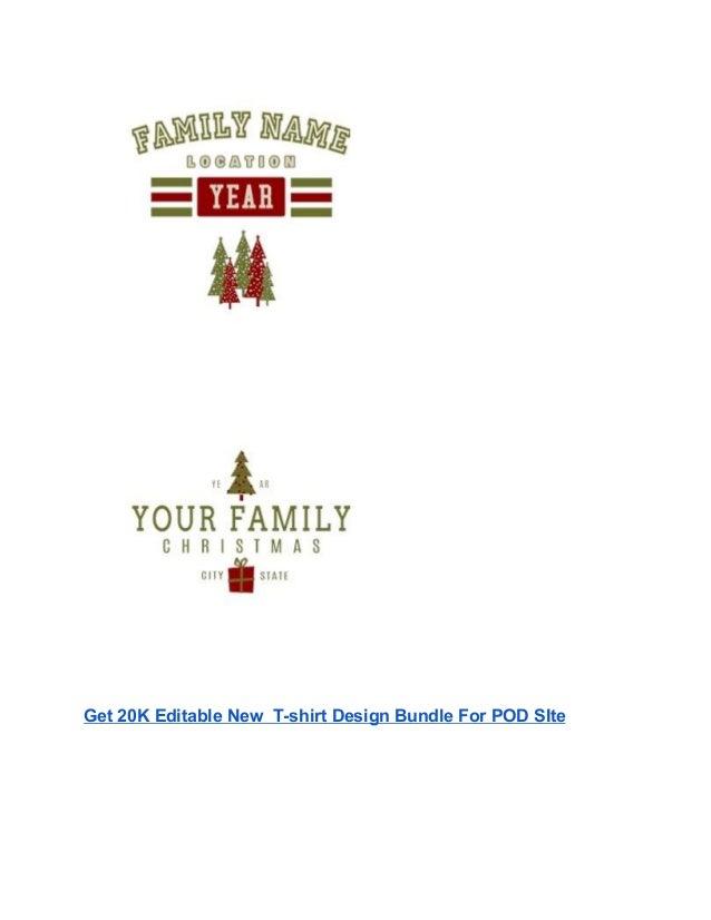 50+ christmas t shirt design ideas and templates 2020