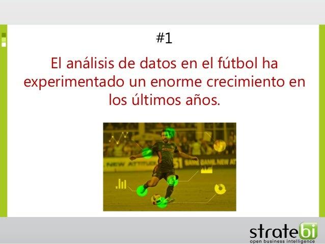 50 claves de Futbol Analytics Slide 2