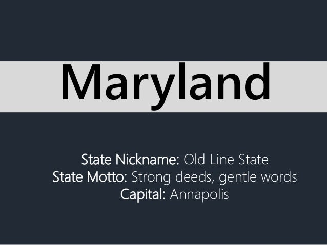 Maryland Nickname Oval Car Magnet by Admin_CP9930303