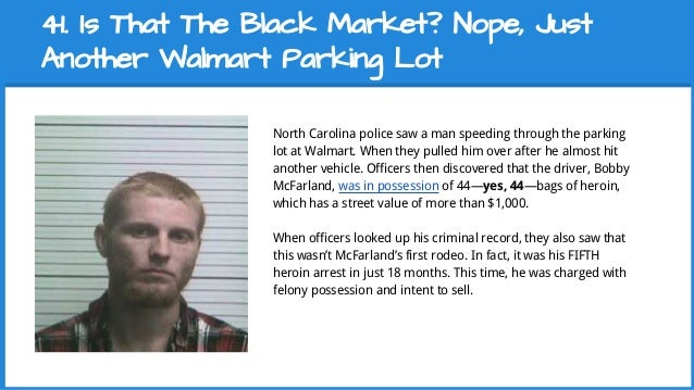 The 50 Craziest Things That Ever Happened At Walmart