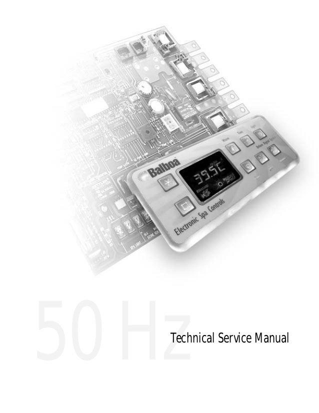 50 Hz    Technical Service Manual