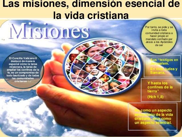 Dibujos De Las Misiones: 49 La Dimension Misionera De La Iglesia