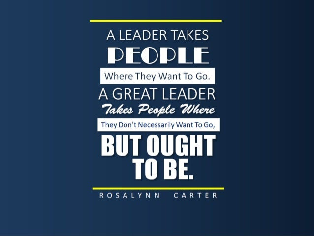 Inspiring Leadership Quotes Endearing 50 Motivational Leadership Quotes
