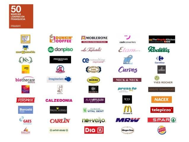 donpiso entre las 50 marcas líderes en franquicia Slide 3