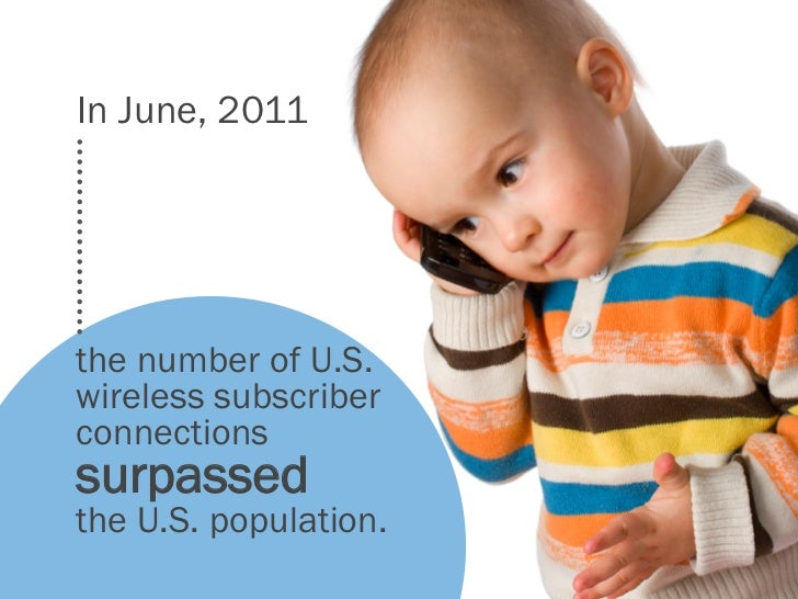 In June, 2011            the number of U.S.            wireless subscriber            connections            surpassed    ...