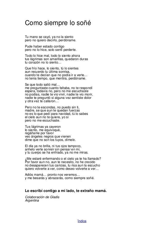 50 poemas madre 2018