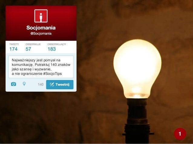 50 porad jak działać na Twitterze Slide 3