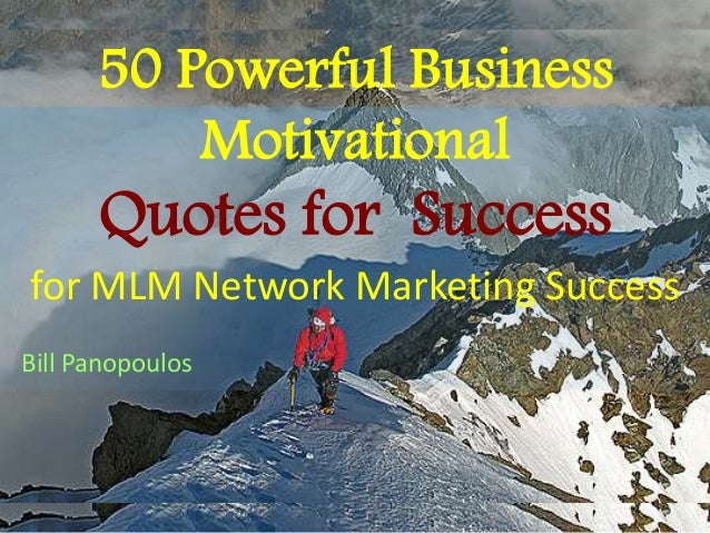 powerful business motivational 50 quotes for success for