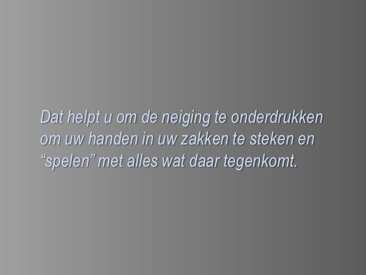 Arthur Sevensternarthur@excellentpresenteren.nl www.excellentpresenteren.nl