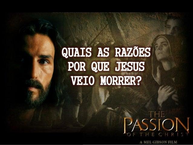 """1  PARA ABSORVER A IRA DE DEUS  """"Cristo nos resgatou da maldição da lei, fazendo-se ele próprio maldição em nosso lugar (p..."""