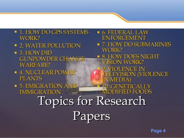 law enforcement research paper topics Home research our records  research topics  america law enforcement and investigations the us national archives and records administration.