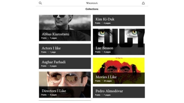 50 Shades of Wiki: New tools to share, remix and reuse