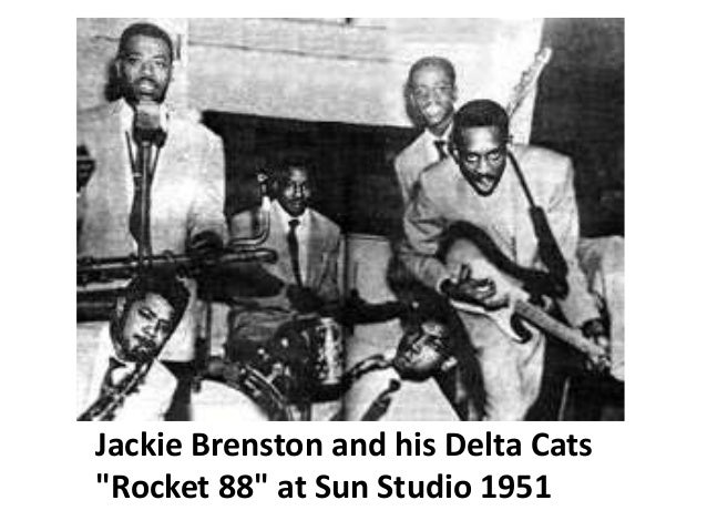 Image result for jackie brenston and his delta cats