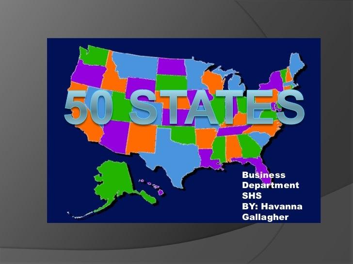 Business Department               SHS          Business       BY:Department           Havanna          SHS          Gallag...