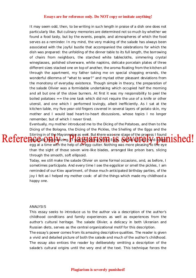 Essay About A Mother Essays  Animal Welfare Essay also Introduction Of A Narrative Essay  Successful Harvard Application Essays Magic Realism Essay