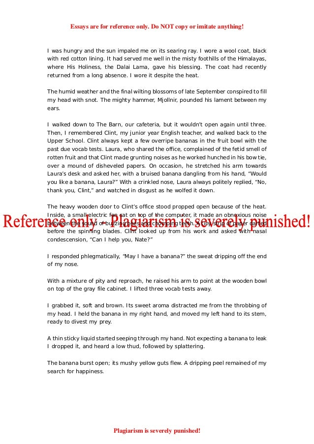 harvard referencing example essay How to reference an essay or dissertation using oxford or harvard referencing immediately following the quote or reference for example.