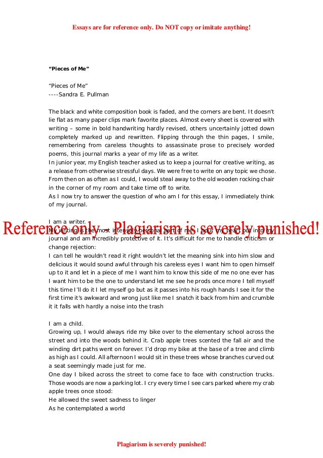 Thesis Example Essay  Oklmindsproutco Thesis Example Essay