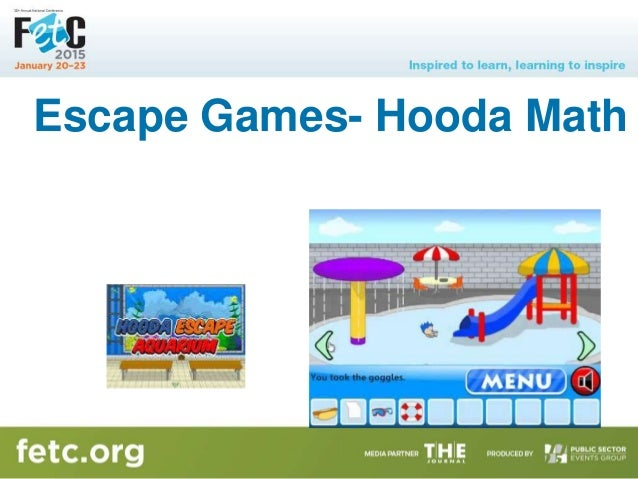 Hooda Math Escape
