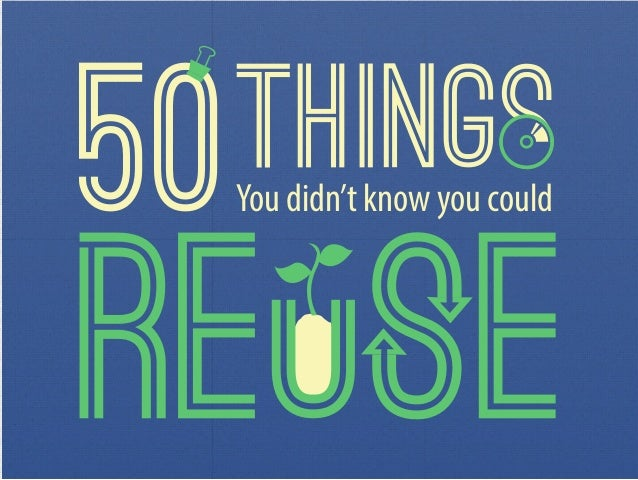 50You didn't know you could