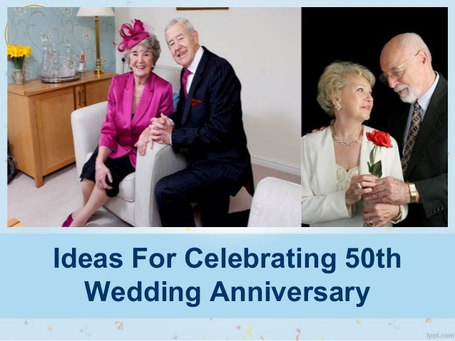 33rd Wedding Anniversary Gift: Smart Ideas For Celebrating 50th Wedding Anniversary